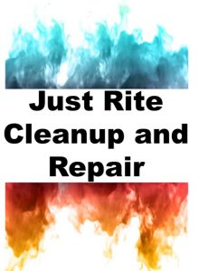 Detroit MI Water Fire Smoke Flood Storm Damage Restoration Just Rite Cleanup and Repair